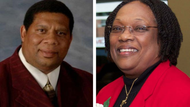 Dale Copedge will receive the NAACP's Most Valuable Member award. Joan Jackson Johnson is the recipient of the Community Service Award.