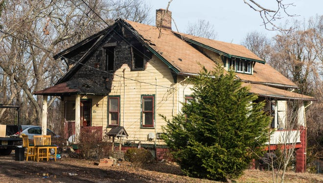 Bridgeton police and fire department investigators are investigating an early morning house fire that claimed the lives of one adult and two children at 15 Park Lane.