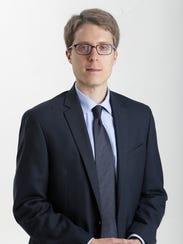 Green Bay Press-Gazette reporter Jonathan Anderson