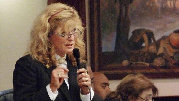 State Rep. Michelle Rehwinkel Vasilinda, D-Tallahassee.