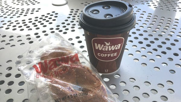 Wawa fans love the coffee and pretzels, but the convenience store and gas station has so many other dining options.