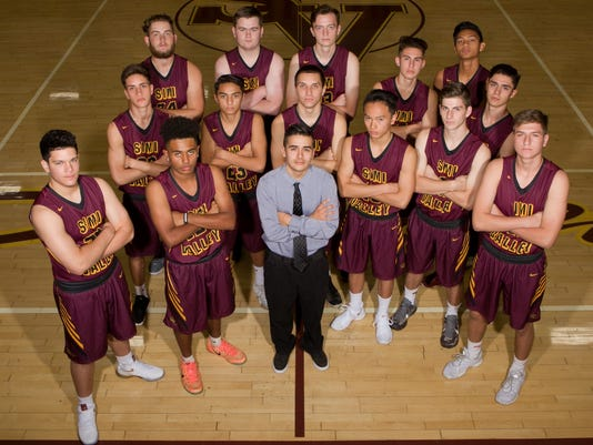 Simi Valley basketball