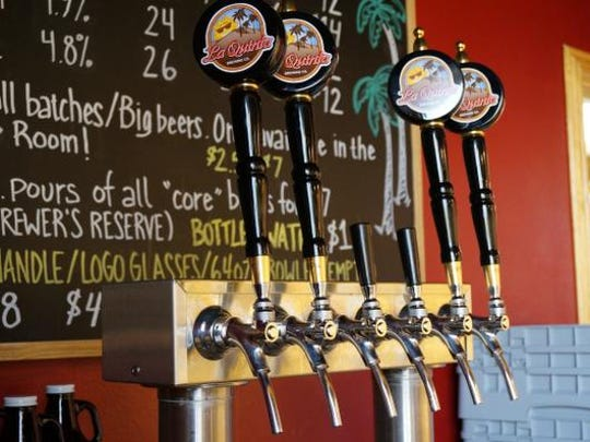 """La Quinta Brewing Co. took home the bronze medal in the """"American-Style Strong Pale Ale"""" category at 2014 Los Angeles International Commercial Beer Competition."""