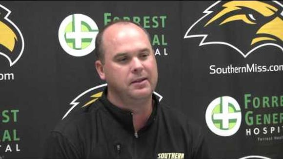 Southern Miss offensive coordinator Chip Lindsey is leaving to take the same position at Arizona State.