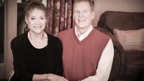 Jo and Bill Trent