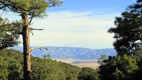 While looking out over the view from Jicarilla, Matthew Midgett said he wondered if a miner stopped just inches short of finding a fortune right under his feet.