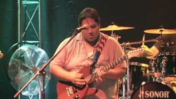 Chebon Tiger and his band play the blues June 30-July