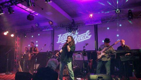 A Bob Seger tribute band called Lookin' Back is scheduled to perform Friday at Lansing's Cooley Law School Stadium.