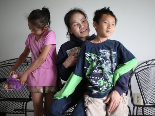 A widow gets her wish: More help for refugees