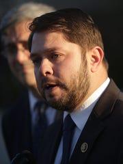 Rubén Gallego, congresista por Arizona