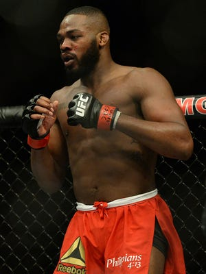Jon Jones will fight (21-1 MMA, 15-1 UFC) will fight Ovince Saint Preux (19-7 MMA, 7-2 UFC) on Saturday night at UFC 197.