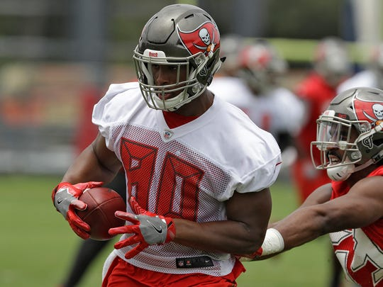O.J. Howard was selected No.19 overall by the Tampa Bay Buccaneers in this year's NFL draft.