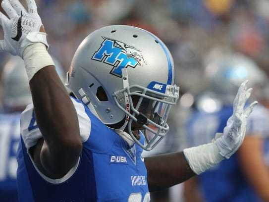 See Blue Raiders take on Vanderbilt on Oct. 3 for homecoming.
