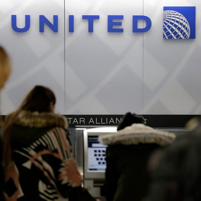United: Leggings 'more than welcome' for passengers, but not pass riders