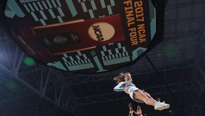 The 2017 NCAA men's Final Four was held at University of Phoenix Stadium in Glendale.