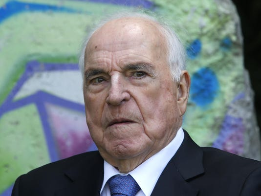 Germany Kohl Obit