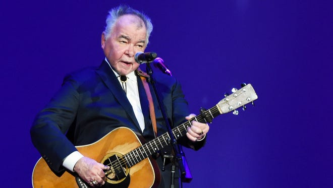 John Prine will again ring in the new year — this time with Americana band Nathaniel Rateliff & the Night Sweats and singer-songwriter Iris DeMent — at the Grand Ole Opry House.