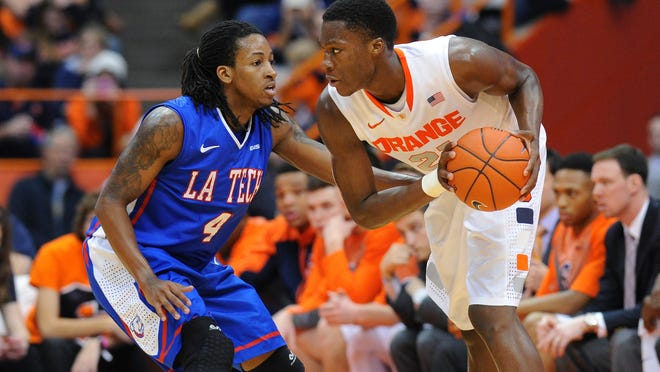 Former Louisiana Tech point guard Speedy Smith is working out for several NBA teams during the next few weeks.