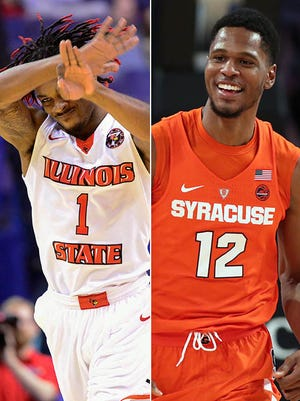 Illinois State and Syracuse are two of the hottest debated bubble teams of 2017 heading into Selection Sunday.