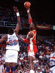 1984: Kevin Willis was taken 11th overall by the Atlanta