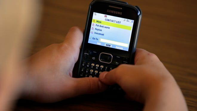 Parents can manage and monitor their child's cell phone with most plans or contracts.