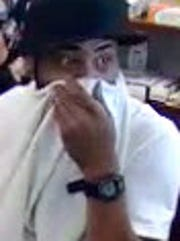 Anyone who knows this man, wanted for a recent armed