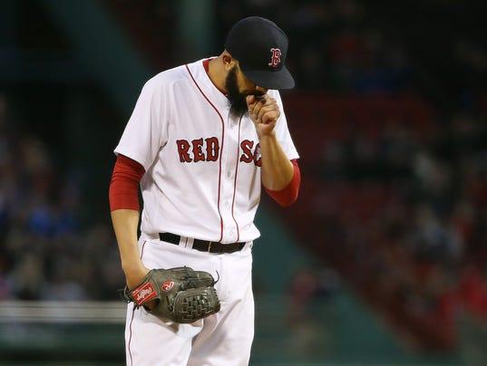 USP MLB: NEW YORK YANKEES AT BOSTON RED SOX S BBA BOS NYY USA MA