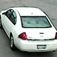 Police believe this car was involved in a hit-and-run that severely injured a motorcyclist Friday, August  19, 2016 in Lansing