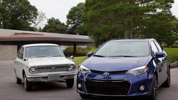 Autos: Toyota Corolla celebrates 40 million sold