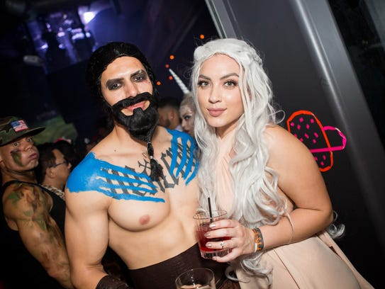 """Dress up as your favorite """"Game of Thrones"""" characters."""