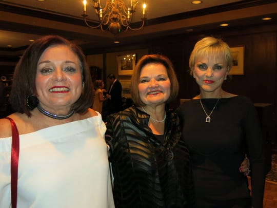Susan Berry,  Shreveport Medical Society Aliance Prez