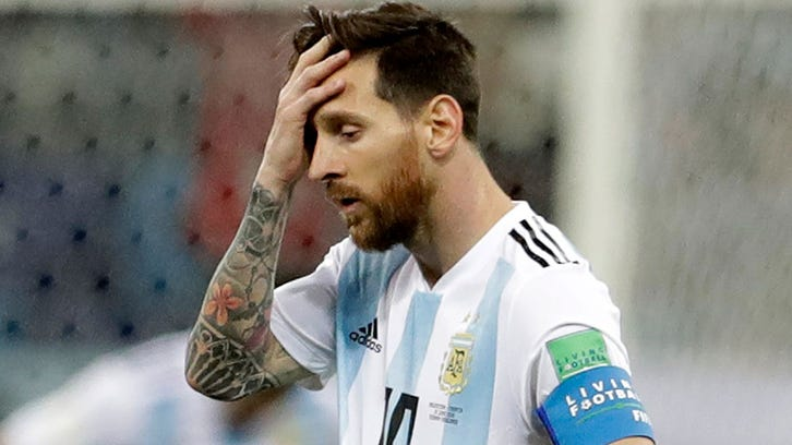 How Argentina can advance at the World Cup