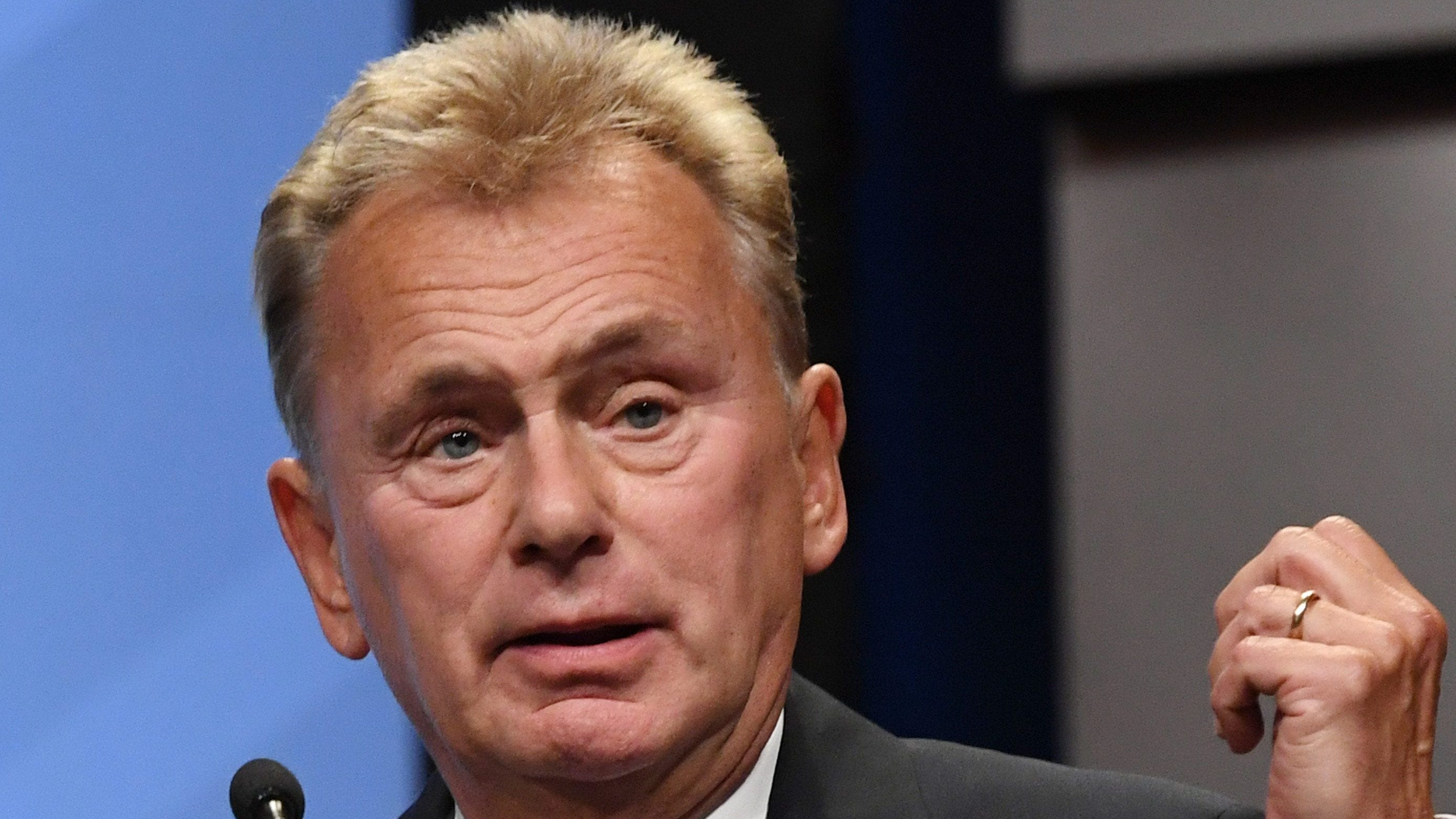 Wheel Of Fortune Pat Sajak Shocked By Four Letter Puzzle Solve
