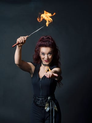 "Gatlinburg magician Jessica Jane Peterson will appear on ""Penn & Teller: Fool Us,"" on Thursday, Aug. 3, on The CW."