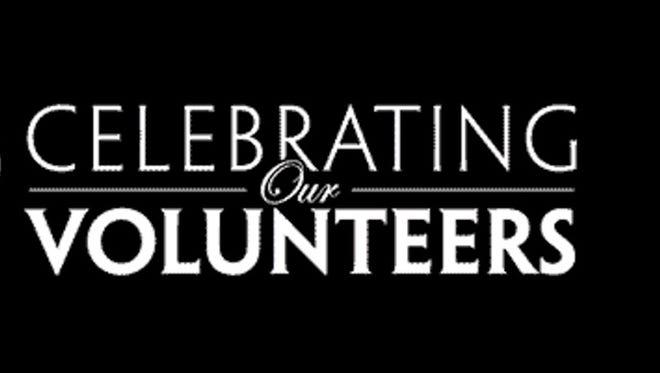 Celebrating Our Volunteers.