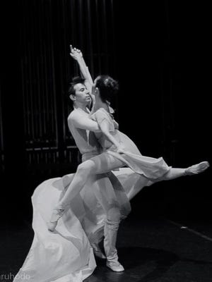 """The Ithaca Ballet will present """"Winterdance 2017"""" on Saturday at the Hangar Theatre."""
