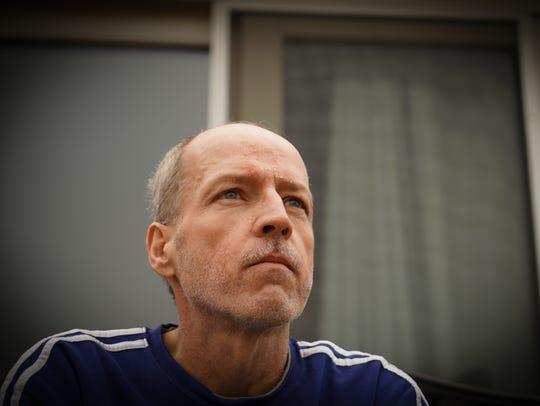 Steven Sipple was an inmate at Vaughn until last April,