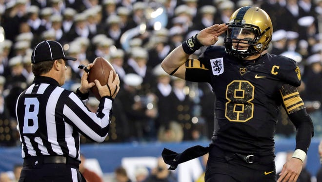 When Army and Navy play, their interactions with officials are more limited than many of their peer teams. In a good way.