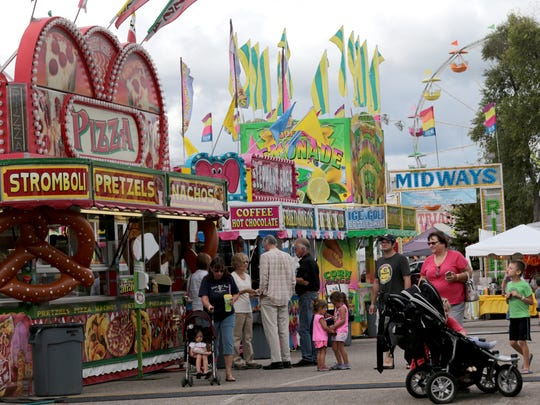 The 2016 Michigan State Fair was off to a good start