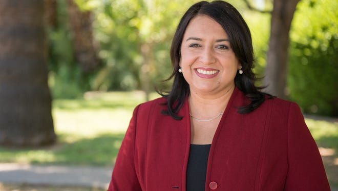January Contreras is running for Arizona attorney general.