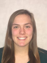 Port Huron High School junior Jillian Carrier.