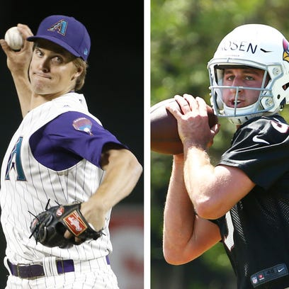 Zack Greinke and Josh Rosen both benefitted from playing