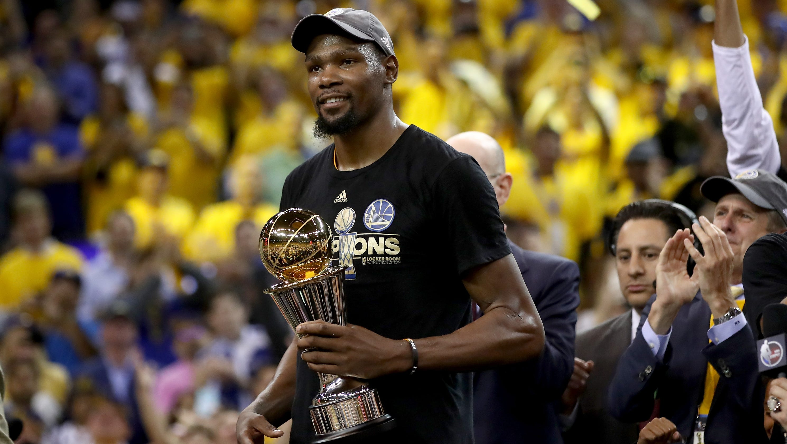 Nba Playoffs Kevin Durant Of Golden State Warriors Out ...