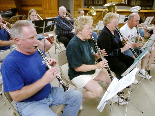 It's a family affair for state's oldest city band