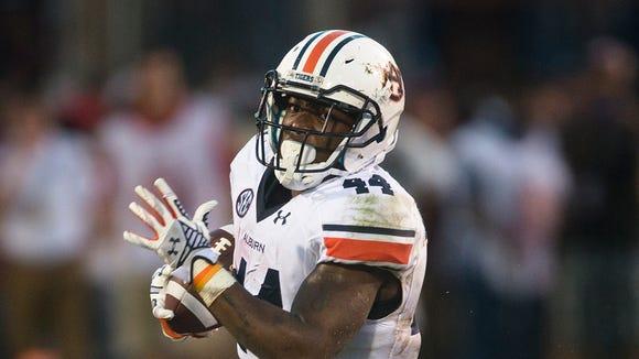 Auburn running back Cameron Artis-Payne was added to