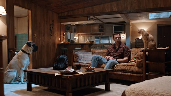 "Ryan Reynolds in a scene from the motion picture ""The Voices.""  CREDIT: Reiner Bajo"