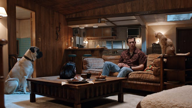 """Ryan Reynolds in a scene from the motion picture """"The Voices.""""  CREDIT: Reiner Bajo"""