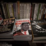 President Xi's love life may be behind missing booksellers