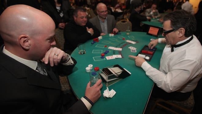 The New York State Troopers PBA Signal 30 Benefit Fund holds its 7th Annual Casino Night Benefit at the Doral Arrowwood Resort in Rye Brook.