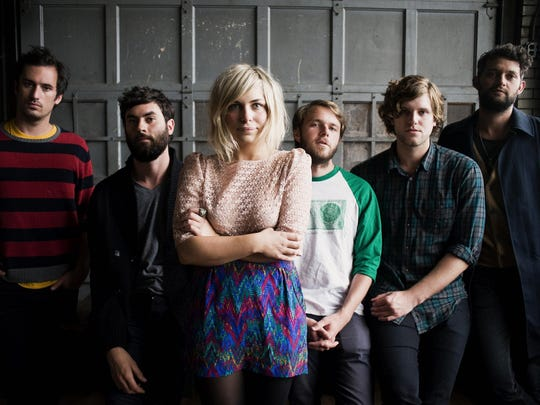The Head and the Heart performs March 4 at Stste Theatre of Ithaca.